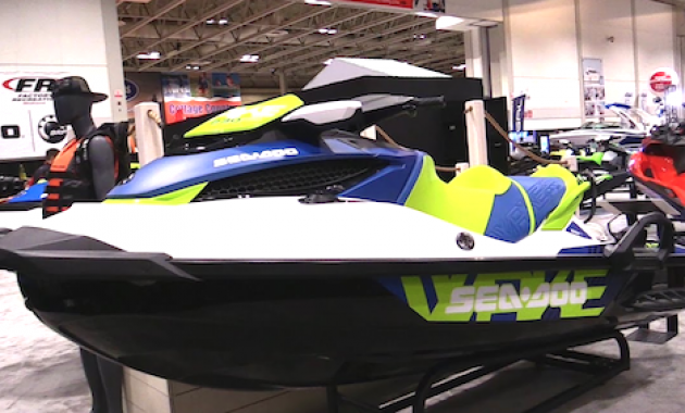 Shut circuit Cooling framework Utilize the coolant to keep the motor running at the perfect temperature, similar to the radiator of an auto. It additionally keeps out salt water and destructive flotsam and jetsam. 2017 Sea Doo Wake 155 Price Idealize in the event that you are hoping to spend your days cutting a few vigils and pumping adrenaline, this model incorporates a retractable ski tower with a high towing point that keeps the rope out of the water, our select ski mode, and a rack Removable cardboard of $11,999