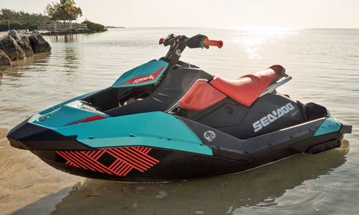 2018 sea doo spark trixx price jetski top speed. Black Bedroom Furniture Sets. Home Design Ideas