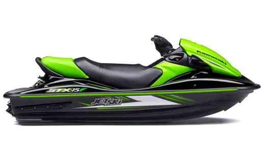 2018 Kawasaki STX 15f Top Speed | Jetski Top Speed