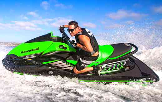 Kawasaki Jet Ski Stx  F Top Speed