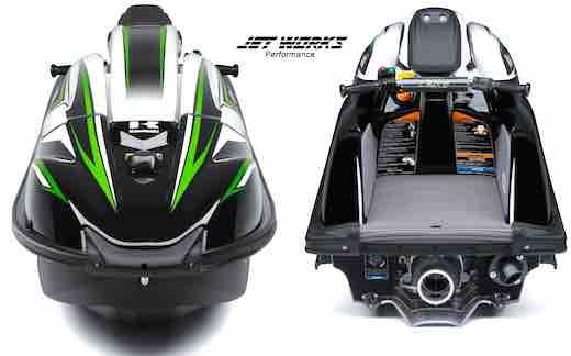 Kawasaki Sxr Top Speed