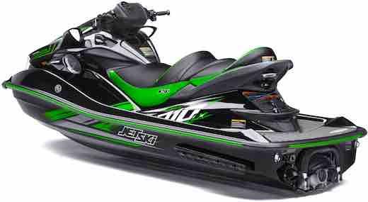Kawasaki Jet Ski Top Speed